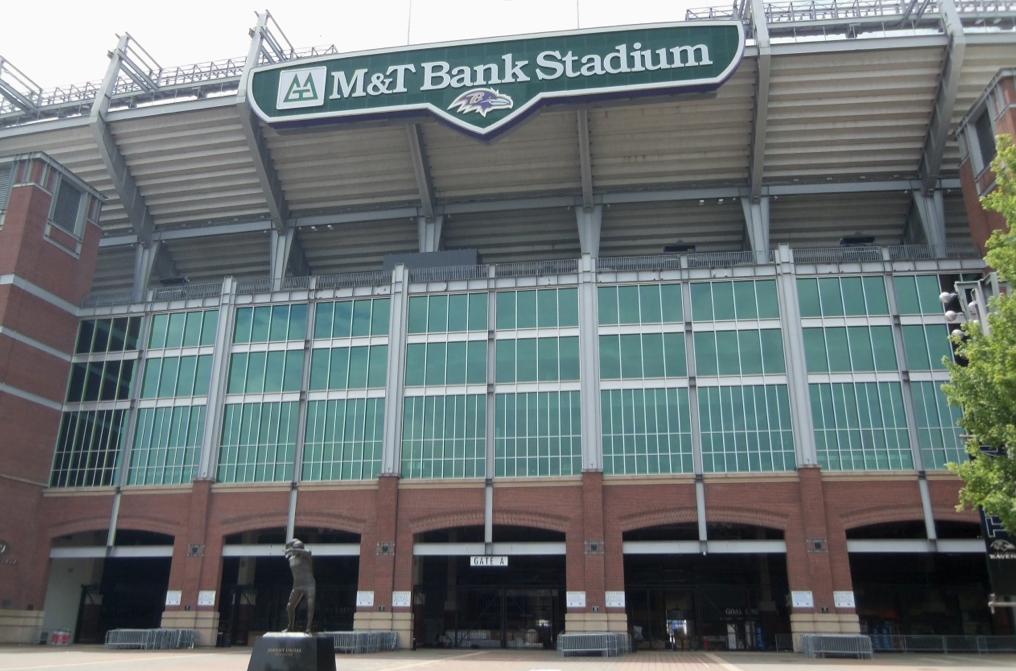 M&T Bank Stadium renovations